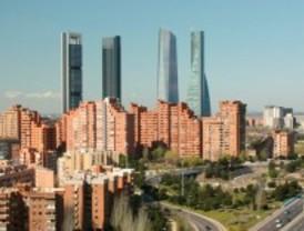 Las cuatro torres, a medio gas