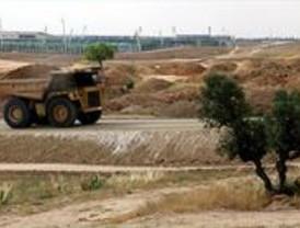 Arrancan las obras de las 140 primeras hectáreas del Parque de Valdebebas