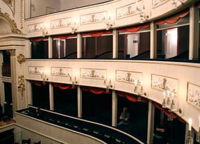 El Teatro Real Carlos III sube el telón