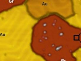 Hacen crecer grafeno sobre cristales de oro