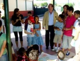 460 escolares participan en la Escuela de Verano de Pozuelo