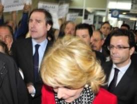 Aguirre inaugura el nuevo ala del Clínico entre abucheos