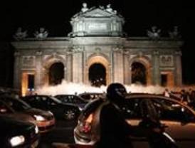 Muy grave tras ser atropellada por una moto en la Plaza Independencia