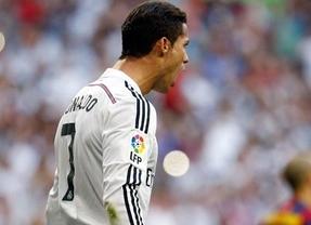 El Madrid sacude al Barça