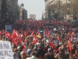Varias protestas se dan cita en Madrid