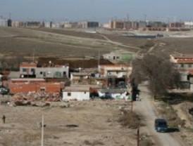 Derriban, de nuevo, una vivienda de la Cañada que ya fue reconstruída en 2007