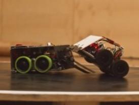Alcobendas acoge una competición de robótica