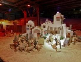 Getafe celebra el X Concurso de Belenes
