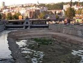 Cerca de 10 millones de euros para limpiar el río Manzanares