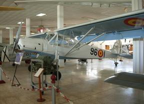 Jornadas de puertas abiertas en el Museo del Aire