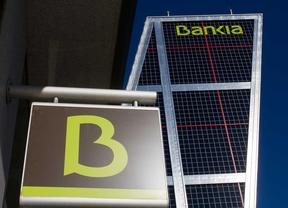 Sede de Bankia en la plaza de Castilla