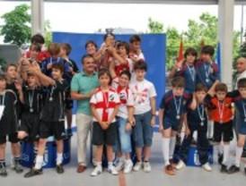 Comienzan las competiciones deportivas infantiles en Majadahonda