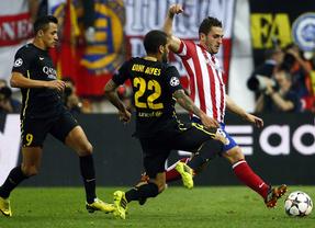 El Atlético, a semifinales por cuarta vez en su historia