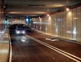 La instalación de fibra óptica obliga a cortar el túnel de la calle Real en Las Rozas
