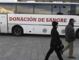 Arranca este martes una campaña para donar sangre en Getafe