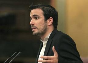 El diputado Alberto Garzón anuncia su candidatura a las primarias de IU