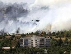 El incendio de Collado Mediano fue provocado