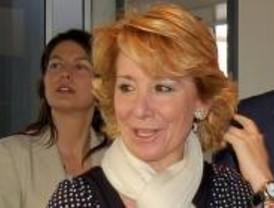 El 35% de los españoles ve positiva la candidatura de Aguirre