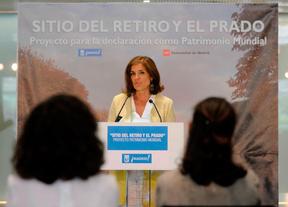 El Retiro y el Prado presentan sus credenciales para ser patrimonio de la Humanidad