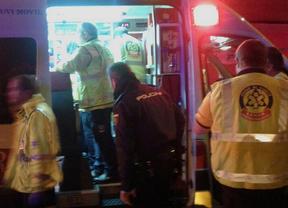 Herido grave tras ser atropellado en el distrito de Carabanchel