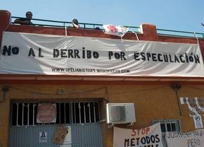El juez deniega al Ayuntamiento la prórroga para desalojar Ofelia Nieto, 29