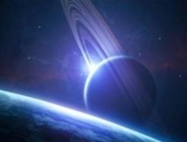La Luna y Saturno, desde otra perspectiva