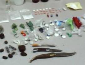 Operación policial contra las drogas en un local de ocio nocturno