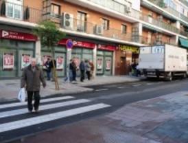 San Blas estrena la reformada calle Boltaña