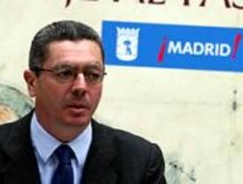 Gallardón dice que si gana las elecciones peatonalizará parte de la calle Alcalá