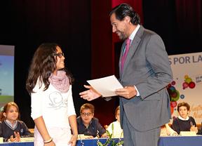 Los alumnos de Las Rozas celebran el Día del Niño con un Pleno Infantil
