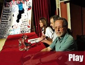 Fernando Colomo denuncia los recortes en sanidad