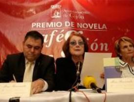 'El complot de los románticos', Premio de Novela Café Gijón 2008