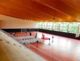 Inaugurado un polideportivo en Los Molinos