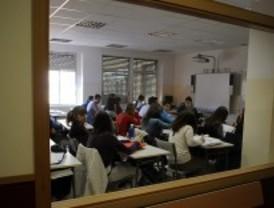 El espacio en las aulas frenará el aumento de ratio