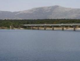 Los pantanos de Madrid pierden un 25% de agua
