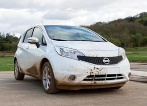 Nissan desarrolla un coche auto-limpliable