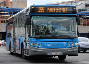 Las líneas 155, E1, 160, 161 y 162 de la EMT cambian de cabecera a partir de este lunes para primera y última hora