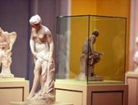 'El gusto a la griega' en el Palacio Real