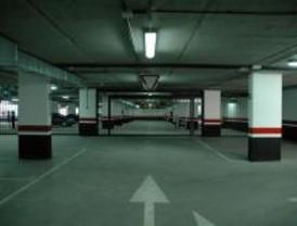 Madrid entierra sus 'parkings'