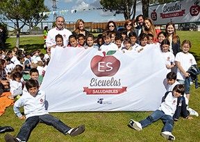 Las Rozas premia a sus escuelas saludables