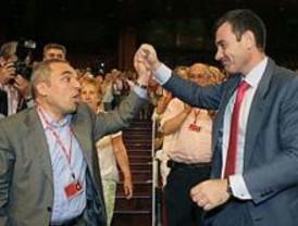 Acusan a Tomás Gómez de vetar la entrada de Simancas en la Ejecutiva Federal del PSOE