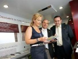 El sureste de Madrid estrena oficina de información turística móvil