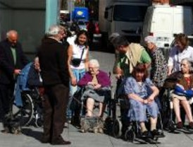 Pisos para una vida menos dependiente de los discapacitados físicos