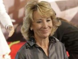 Esperanza Aguirre, política madrileña más valorada de 2008