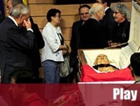 Madrid se vuelca en el adiós a Carrillo