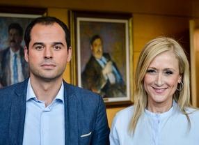 Ignacio Aguado y Cristina Cifuentes