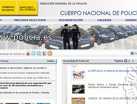 La Policía activa las denuncias en Internet