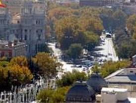 Aguirre exige declaración de impacto ambiental en el Eje Prado-Recoletos
