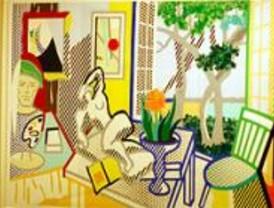 El proceso creador de Roy Lichtenstein