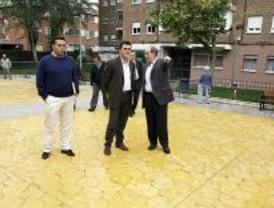 550.000 euros para modernizar el barrio leganense de Zarzaquemada